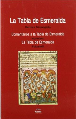 La Tabla de Esmeralda (Nuevos Horizontes) por Hermes Trimegisto