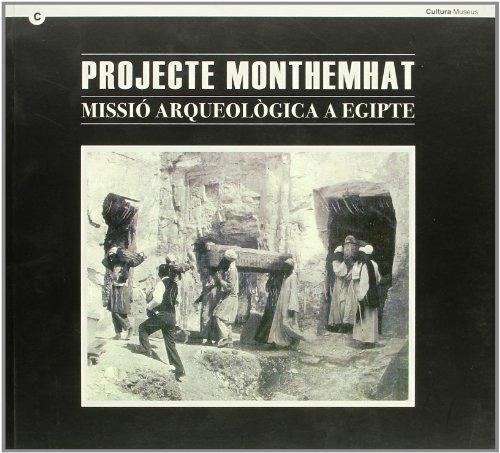 Projecte Monthemhat: missió arqueològica a Egipte (Generalitat de catalunya)