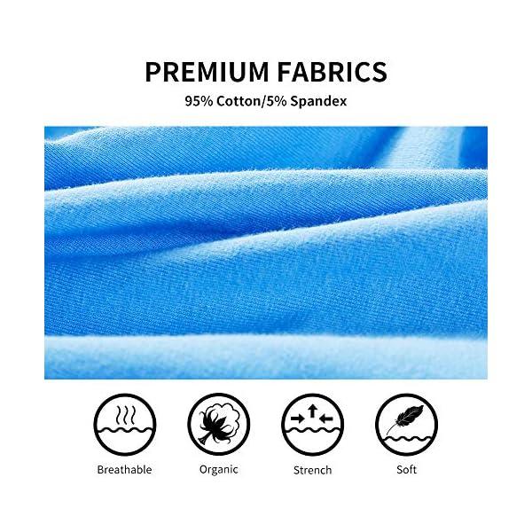 51zjt0Dj%2BSL. SS600  - DODOMIAN Bóxers para Hombre Pack de 5 Ropa Interior de algodón elástico Calzoncillos Underwear