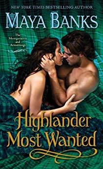 Highlander Most Wanted: The Montgomerys and Armstrongs di [Banks, Maya]
