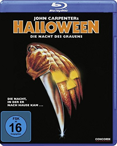 Halloween 1 - Die Nacht des Grauens [Blu-ray] (Carpenter John Halloween 1978)