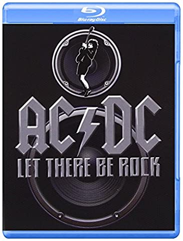 AC/DC - Let there be rock [Blu-ray] [IT Import]