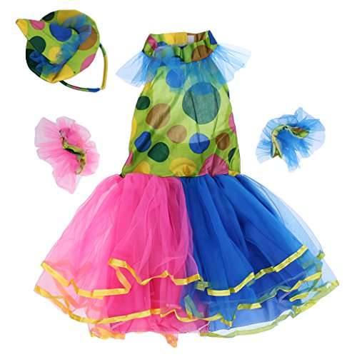 - Polka Dot Rock Halloween Kostüm