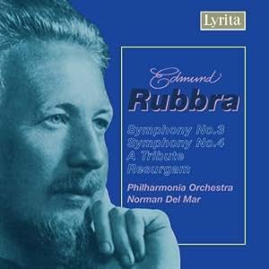 Sinfonien 3 & 4/Tribute/