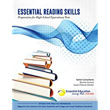 Essential Reading Skills: Preparation for High School Equivalency Tests (English Edition)