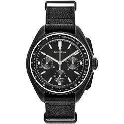 Reloj Cronógrafo para Bulova Moon Watch 98A186