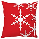 The Purple Tree Christmas Cushion Cover (1 Pieces)