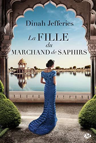 La Fille du marchand de saphirs (Milady Historique) par Dinah Jefferies