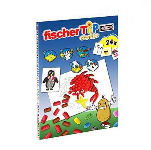 Fischer TiP 511928 Ideas Estaciones del año - Libro de ideas para modelado con TiP importado de Alemania