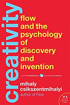 Creativity: Flow and the Psychology of Discovery and Invention (Harper Perennial Modern Classics) de [Csikszentmihalyi, Mihaly]