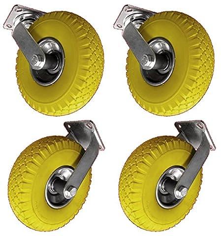 Roulette Metal - DKB Roulette–Roulette fixe ou en kit avec