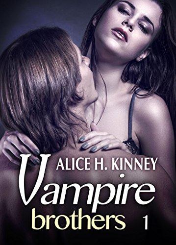 Portada del libro Vampire Brothers - Volumen 1