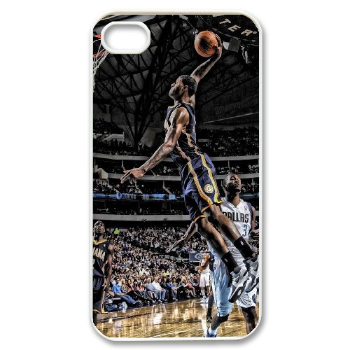 LP-LG Phone Case Of Paul George For Iphone 4/4s [Pattern-6] Pattern-4