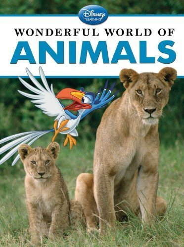 Animals (Wonderful World of...) by Disne...