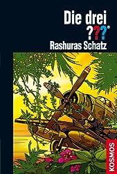 Die drei ???, Geisterbucht, Teil 1: Rashuras Schatz (drei Fragezeichen)