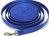 danapp 6m * 2cm Hund Traktion Seil Pet Traktion Seil blau * 1