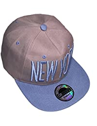 New York Hip Hop Cap Kappe Cap Snapback Cap – available in 4 colours
