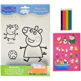 Alligator Books Limited - Lápices de colores Peppa Pig (Peppa Pig ALLI1268PECS)