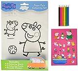 Peppa Pig's Colouring Set