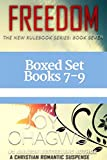 The New Rulebook Christian Suspense Series- Books 7-9 Boxed Set (The New Rulebook Series Boxed Set 3)