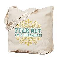 CafePress - Fear Not - Natural Canvas Tote Bag, Cloth Shopping Bag