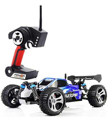 Preisvergleich Produktbild TOZO C1025 RC AUTO High Speed 32MPH 4x4 Fast Race Cars 1:18 RC SCALE RTR Racing 4WD ELEKTRISCHE POWER BUGGY W / 2.4G Radio Fernbedienung Off Road Truck Powersport Roadster Blue