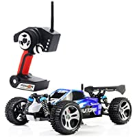 TOZO RC CAR High Speed 36MPH 1:18 RC SCALE RTR 4WD ELECTRIC POWER BUGGY W/2.4G REMOTE Cars -Colors May Vary