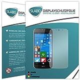 Slabo 2 x Bildschirmfolie für Acer Liquid Jade Primo Bildschirmschutzfolie Zubehör Crystal Clear KLAR