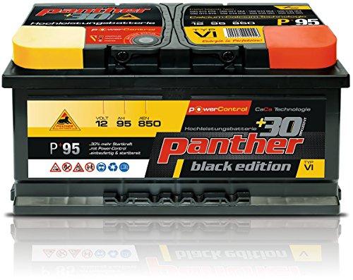 Preisvergleich Produktbild Panther Batterien p+3095 Starterbatterie