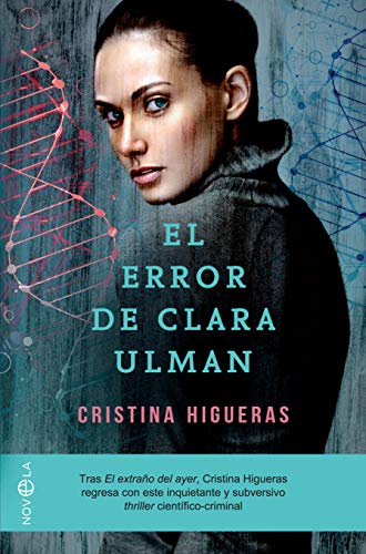 El error de Clara Ulman (Ficción) eBook: Higueras, Cristina ...