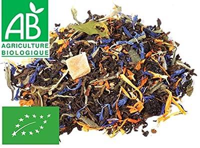 Thé noir Fruits Tropicaux Bio 200g