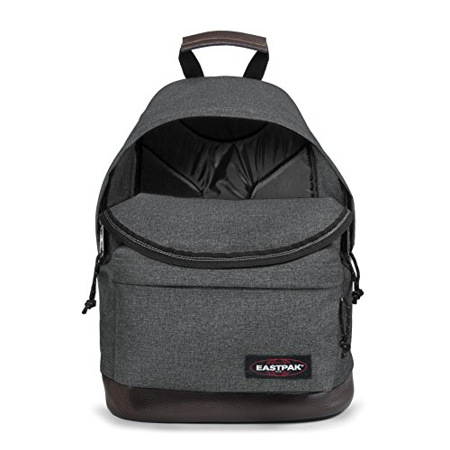 Eastpak Wyoming Rucksack, 40 cm, 24 L, Grau (Black Denim) - 4