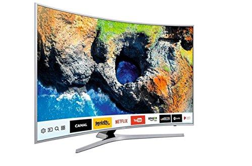 Samsung UE49MU6645 - Téléviseur incurvé LED 4K 49