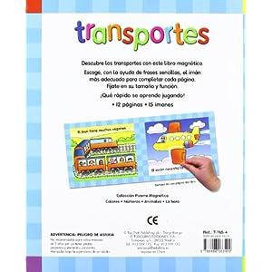 Transportes (Pizarra magnética)
