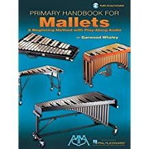 Primary Handbook For Mallets Perc Book/Cd