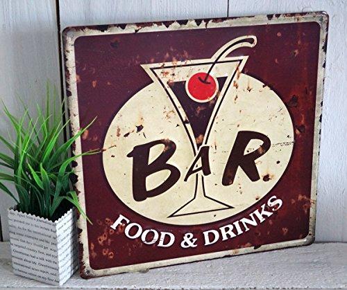blechschild-blech-schild-kche-metallschild-wandbild-cocktail-metall
