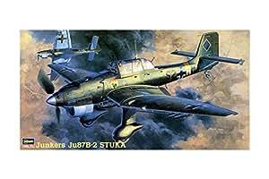 Hasegawa 1:48 - (09113) Junkers Ju87B-2 Stuka - H-JT13