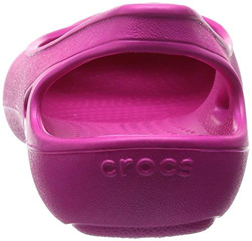 Crocs Taylor Slingback Flat Candy Pink