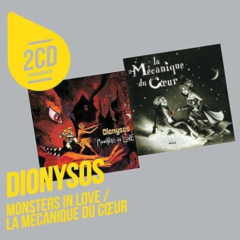 La Mécanique Du Coeur / Monsters In Love (Coffret 2 CD)