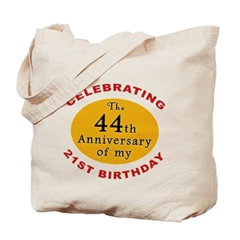 cafepress–Hommage 65e anniversaire–toile naturelle Chiffon Sac fourre-tout, Sac à provisions