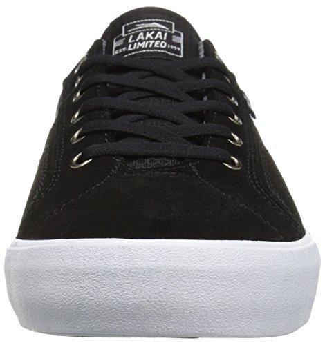 Lakai Flaco Black/Grey Suede Black/Grey Suede