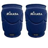 Mikasa MT9kinpy Paar Knieschoner Volleyball Profi dunkelblau
