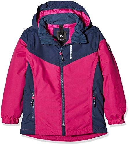 Isolierte Sicherheits-jacke Farbe (NAME IT Mädchen NITSTORM K Jacket Sangria FO 316 Jacke, Mehrfarbig, 152)