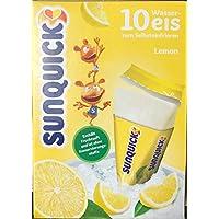 Sunquick Lemon Wassereis (1x 600ml) (10x60ml)
