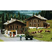 Kibri 37030 - N ländliche Häuser 2 Stück Sertig