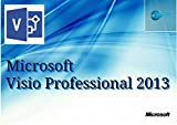 Microsoft Visio Professional 2013 Vollversion - 1PC MULTILANGUAGE (Product OEM Key ohne Datenträger inkl. Rechnung, Downloadlink, Postversant mit einschreiben)