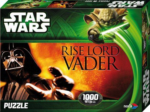 ar Wars Lord Vader Puzzle Episode 2 & 3,  1000 Teile ()