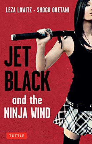 Jet Black and the Ninja Wind (English Edition) eBook: Leza ...