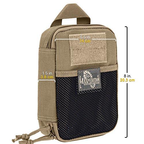 """Maxpedition, praktische Tasche """"Fatty"""", khaki (beige) - MAXP-261-K Khaki"""