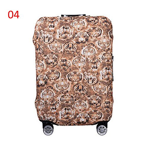 Haodasi Neu Elastisch Dustproof Gepäck Koffer Trolley Schutz Tasche Abdeckung Anti-Kratzer #04
